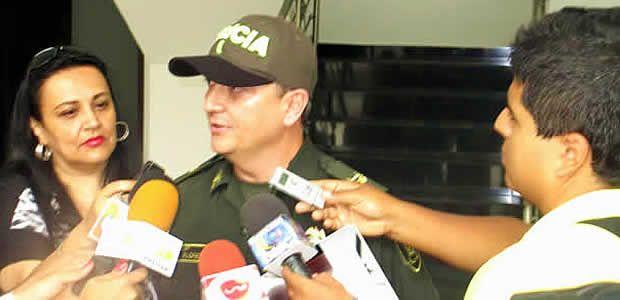 Comandante del Distrito de Policía Cartago presenta balance de gestión