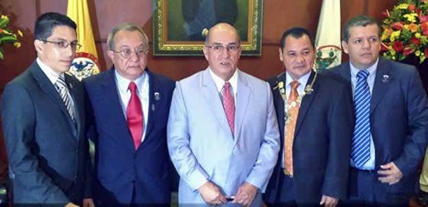 Gobernador presidió posesión de nueva Mesa directiva de la Asamblea del Valle