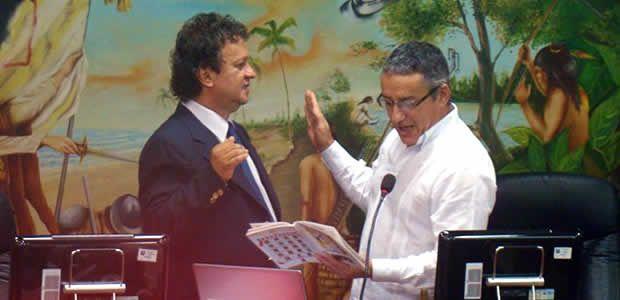Se posesionó nueva Mesa directiva del Concejo Municipal de Cartago
