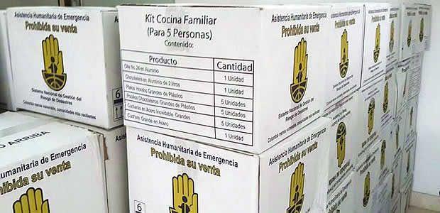 Nueva fecha para entrega de ayudas a damnificados en Cartago