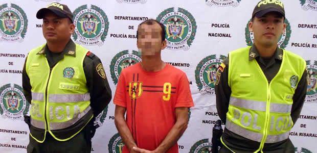 """Capturado alias """"el soldado"""" quien pasará 32 meses en prisión"""