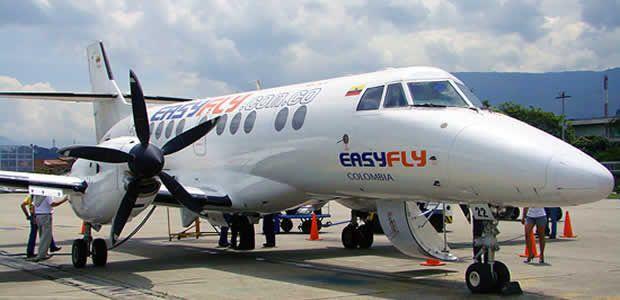 Alcalde de Pereira dio la bienvenida a Easyfly con su ruta Pereira-Medellín-Pereira