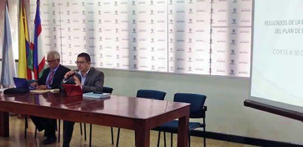 Gobernador del Valle trabaja en planes de acción para los próximos dos años de mandato