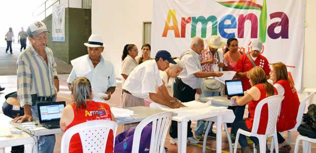 Nuevos beneficiarios del programa Colombia Mayor recibieron su primer subsidio