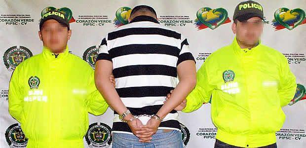 Capturado taxista cuando transportaba 7000 dosis de bazuco