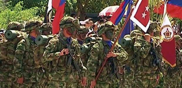 Llegó Batallón de alta montaña a Tuluá