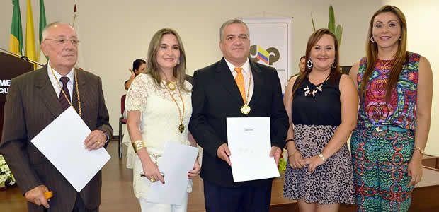 Alcaldesa acompañó al Colegio Nacional de Periodistas en su celebración anual