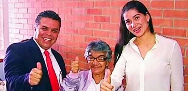 """Primera dama del Valle y Gerente del hospital Isaías Duarte Cancino adelantan la campaña """"para que vea... bien!"""""""