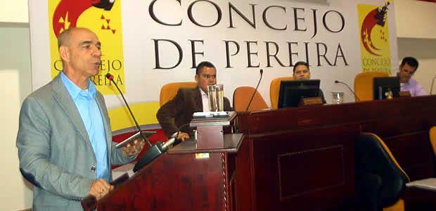 Alcalde de Pereira instaló sesiones ordinarias en el Concejo