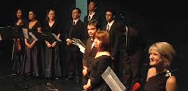 Concierto de cierre del II Festival de música andina colombiana Pedro Morales Pino