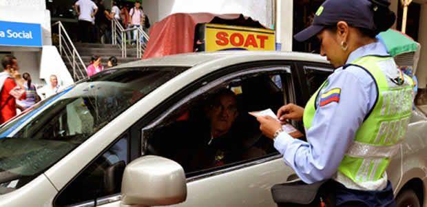 51 agentes de tránsito reforzaran la movilidad en la jornada electoral en Pereira