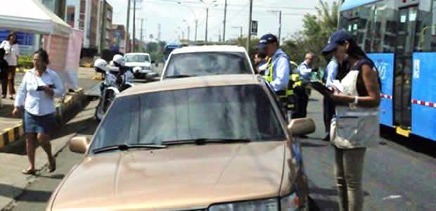 Se inició emplazamiento a 10.000 morosos del impuesto automotor en el Valle