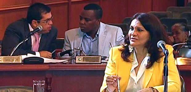 Secretaria de Equidad de género y diversidad sexual rindió informe a la Asamblea