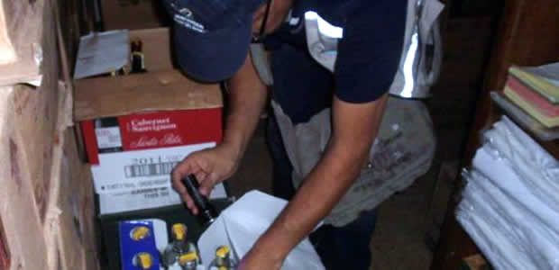 Lucha frontal contra el contrabando de licores y cigarrillos en el Valle del Cauca