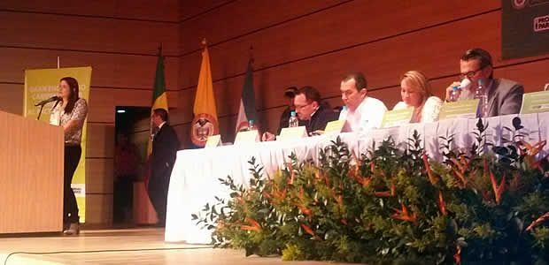 Risaralda mostró su visión agropecuaria en la cumbre regional por el pacto nacional agropecuario