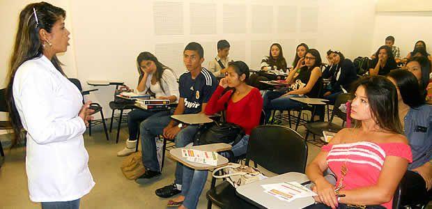 Secretaría de Salud se hizo presente en la semana de la salud de la Universidad la Gran Colombia y Universidad Remington