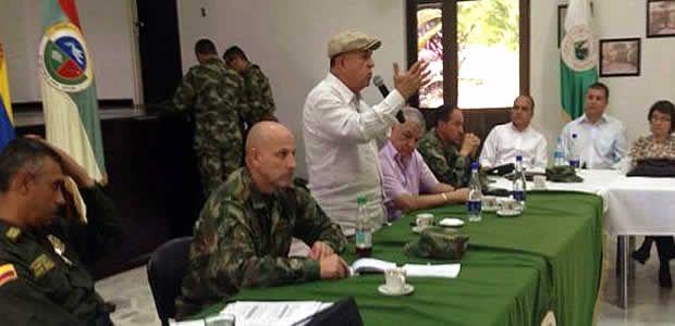 Gobierno nacional atendió solicitud del gobernador del Valle y envió refuerzos en materia de seguridad a Tuluá