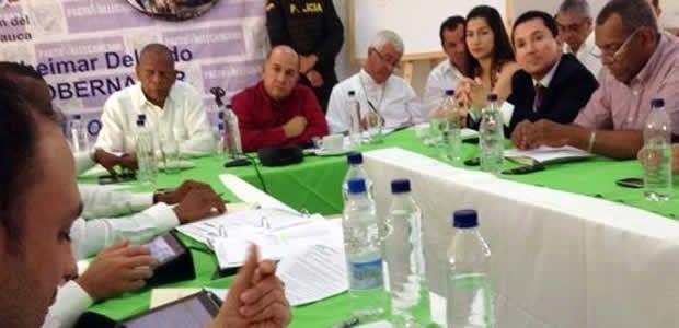 Significativas inversiones para el Puerto anunció Gobernador del Valle en Buenaventura
