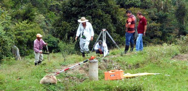 En San Clemente- Guática se restableció el servicio de agua de manera temporal