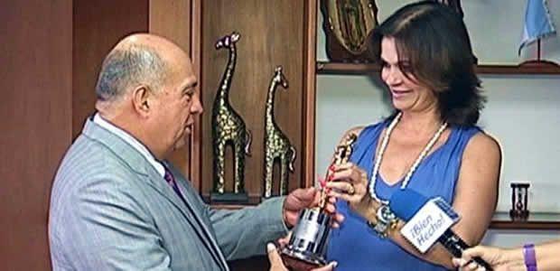 Telepacífico recibió India Catalina por producción de los juegos mundiales