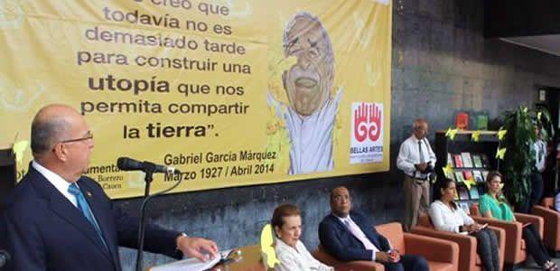 Valle del Cauca le leyó a Gabo: homenaje a Gabriel García Márquez