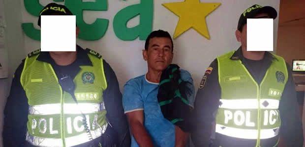 """Capturado en El Águila, Norte del Valle, alias """"Sierrita"""" de la banda los Usuga"""