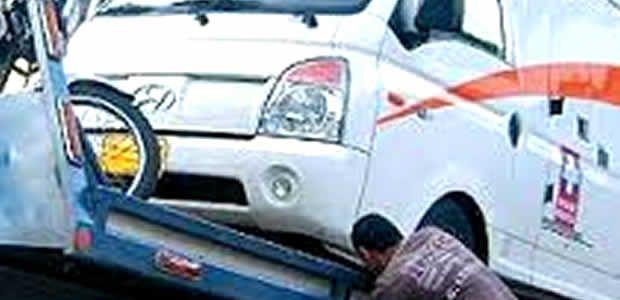 Operativos en el Valle contra ambulancias ilegales y empresas que violan la ley
