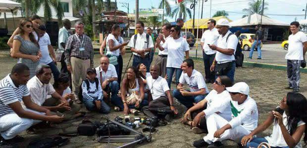 Periodistas de Buenaventura deciden no transmitir información relacionada con la Policía Nacional