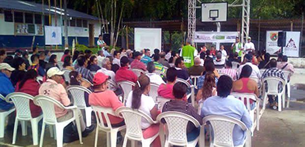 En Combia avanza con éxito programa de formalización de la propiedad rural