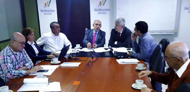 Área Metropolitana de Pereira se acoge a lineamientos de modernización