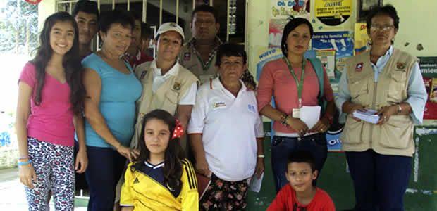 Veedores juveniles promocionan los derechos en salud