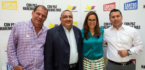 Sindicatos se adhieren a la campaña de Juan Manuel Santos en segunda vuelta