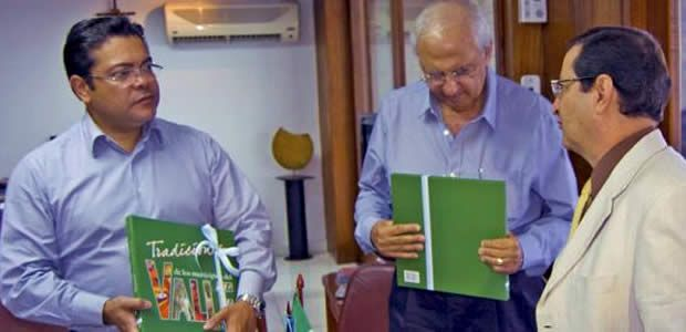 Valle y México anunciaron acuerdos de cooperación comercial