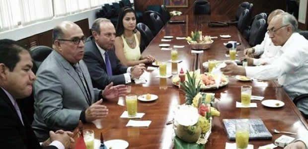 Valle del Cauca y Noruega estrechan relaciones bilaterales
