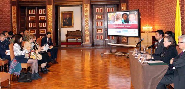 Risaralda participó en el tercer curso de derecho internacional humanitario