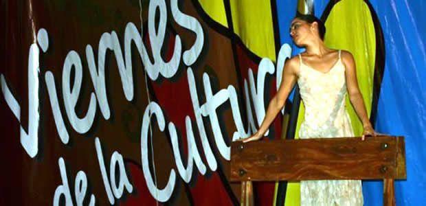 """""""Viernes de la cultura"""" en Roldanillo"""