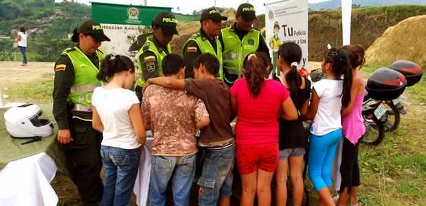 Alcaldía de Pereira y Policía toman medidas de seguridad para el día de los niños