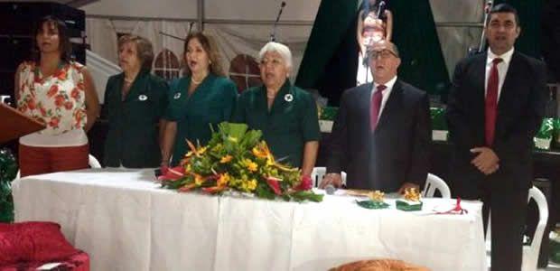 Gobernador Ubeimar Delgado asistió al banquete de la solidaridad voluntaria