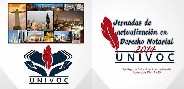 Jornadas de actualización de Derecho Notarial en Santiago de Cali