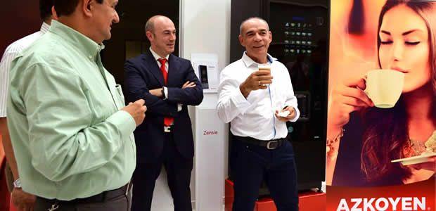 Azkoyen inaugura su planta en Pereira para Colombia y Latinoamérica