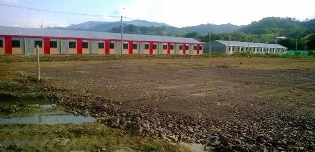 Promotora de vivienda construirá coliseos deportivos en planes habitacionales