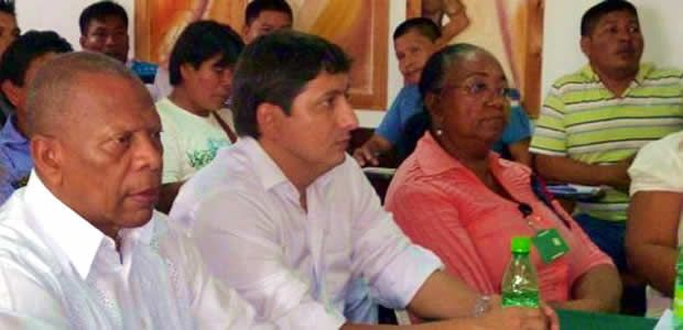 Subcomité de prevención departamental para resolver retorno de indígenas desplazados