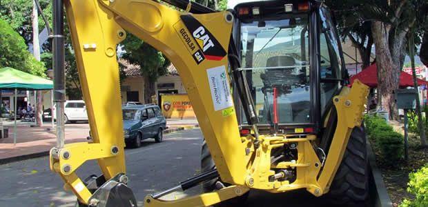 Tercera entrega de maquinaria a 20 municipios vallecaucanos
