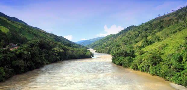 Río Cauca, por debajo del nivel mínimo histórico