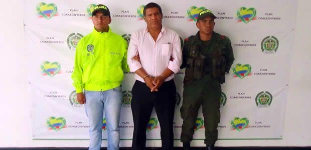 Capturado exsecretario de tránsito de Guacarí Valle, por presunta extorsión al alcalde de esa localidad