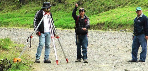 Socializado proyecto de pavimentación Coconuco-Agua Hirviendo en el Cauca