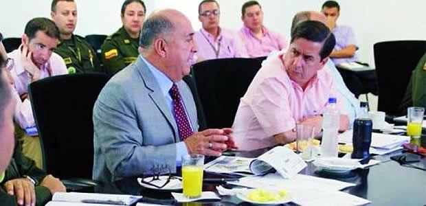 Gobernador del Valle solicitó al gobierno nacional bloque de búsqueda para Buenaventura