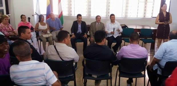 Secretaría de Turismo y Comercio promueve capacitaciones a empresarios del Valle
