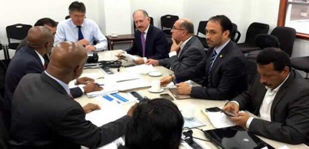 Valle y departamentos del pacífico lideran creación de fondo para proyectos conjuntos