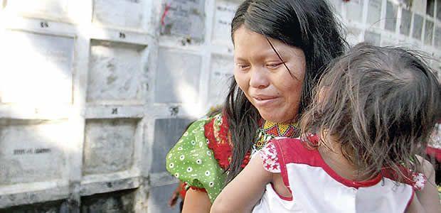 Niños indígenas serán devueltos